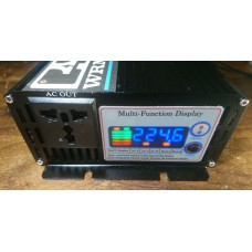 True Pure Sine Wave Inverter 12V 1500W Continuous Power